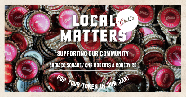 Support us subiaco
